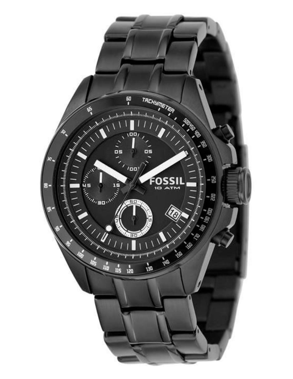 Reloj Fossil 10 Atm Ch2601 Precio