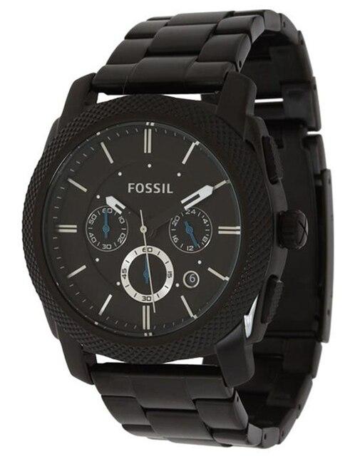 1e540538edb9 Fossil Machine FS4552 Reloj para Caballero Color Negro