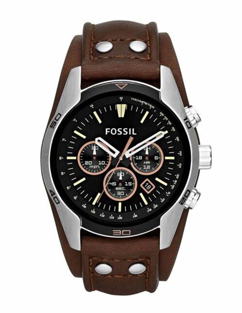 9764693b9f38 Vista Rápida. Fossil Decker CH2891 Reloj para Caballero Color Café