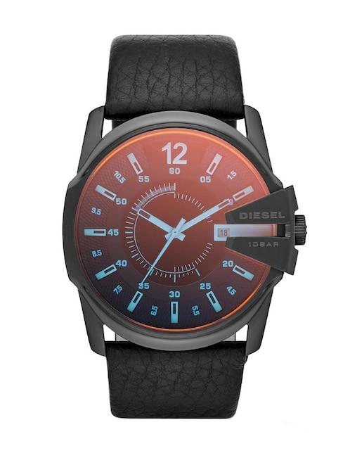 4f34a6fa4c0e Diesel Master Chief DZ1657 Reloj para Caballero Color Negro