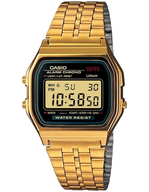 a1f86d5b6583 Reloj unisex Casio Vintage A159WGEA-1VT ...