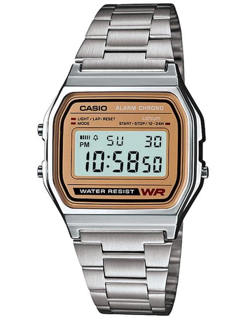 4231ee1b6c0a Reloj unisex Casio Vintage A158WEA-9VT