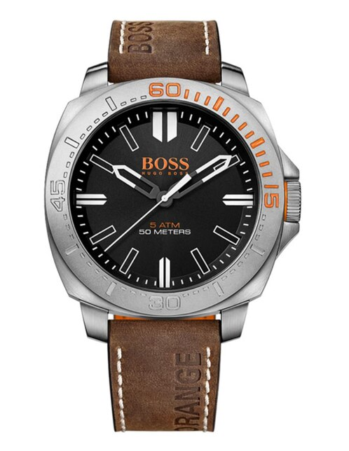 bbec507573ec Vista Rápida. Reloj para caballero Hugo Boss Orange ...