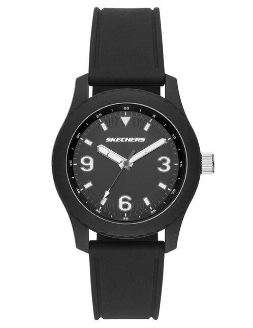 15ec79d3b4b9 Reloj unisex Skechers The Monterrey SR6144 negro