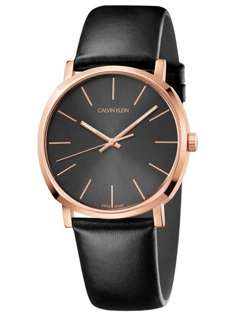 aa4bd689ec5c Reloj para caballero Calvin Klein Posh K8Q316C3 negro