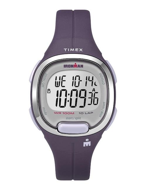 ad24ec0e0f69 Reloj para caballero Timex Ironman TW5M19700 morado