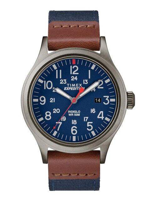 6efaf1ac553b Vista Rápida. Reloj para caballero Timex Expedition Tw4b14100 azul