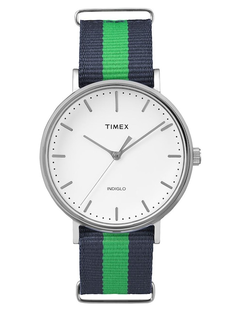 Vista Rápida. Reloj para caballero Timex Fairfield TWG020400 f6d701049cf6