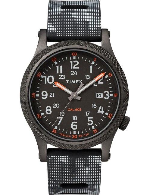 8a503a993213 Vista Rápida. Reloj para caballero Timex Allied TW2T33600 negro