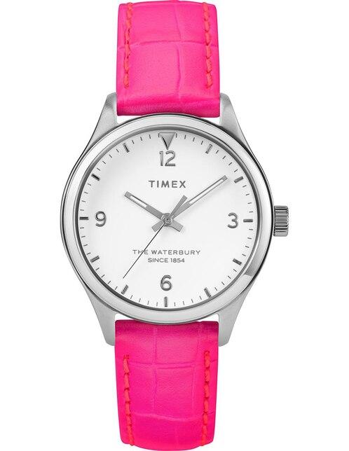 60458fe4db4b Vista Rápida. Reloj para dama Timex Waterbury TW2R98200