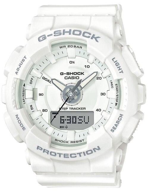 fb5b8fda9967 Vista Rápida. Reloj para dama Casio Baby-G GMA-S130-7ACR blanco. Precio  Sugerido  ...