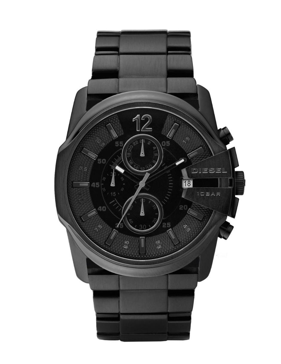 a458b41c6233 Diesel Master Chief DZ4180 Reloj para Caballero Color Negro