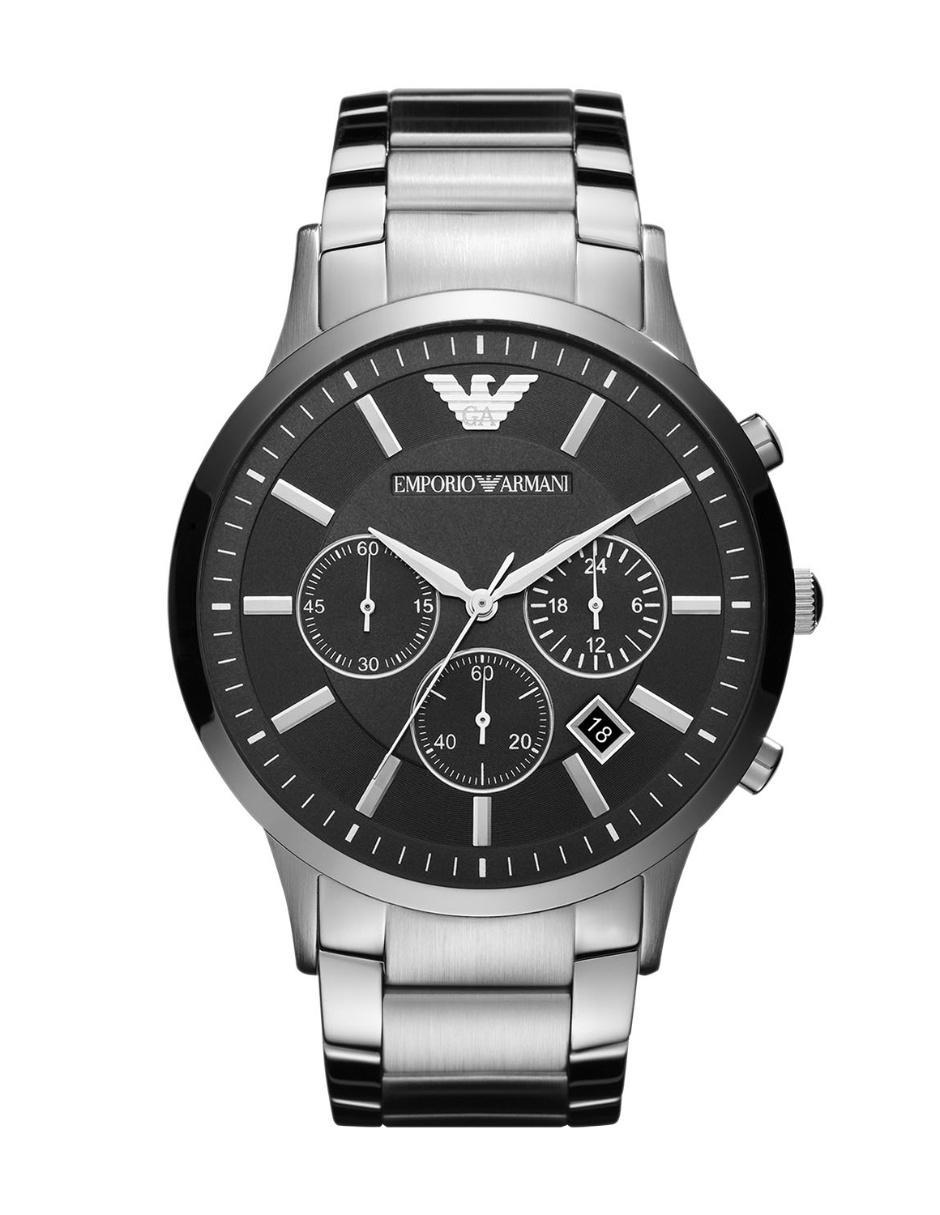 4816d971738b Reloj para caballero Emporio Armani Renato AR2460
