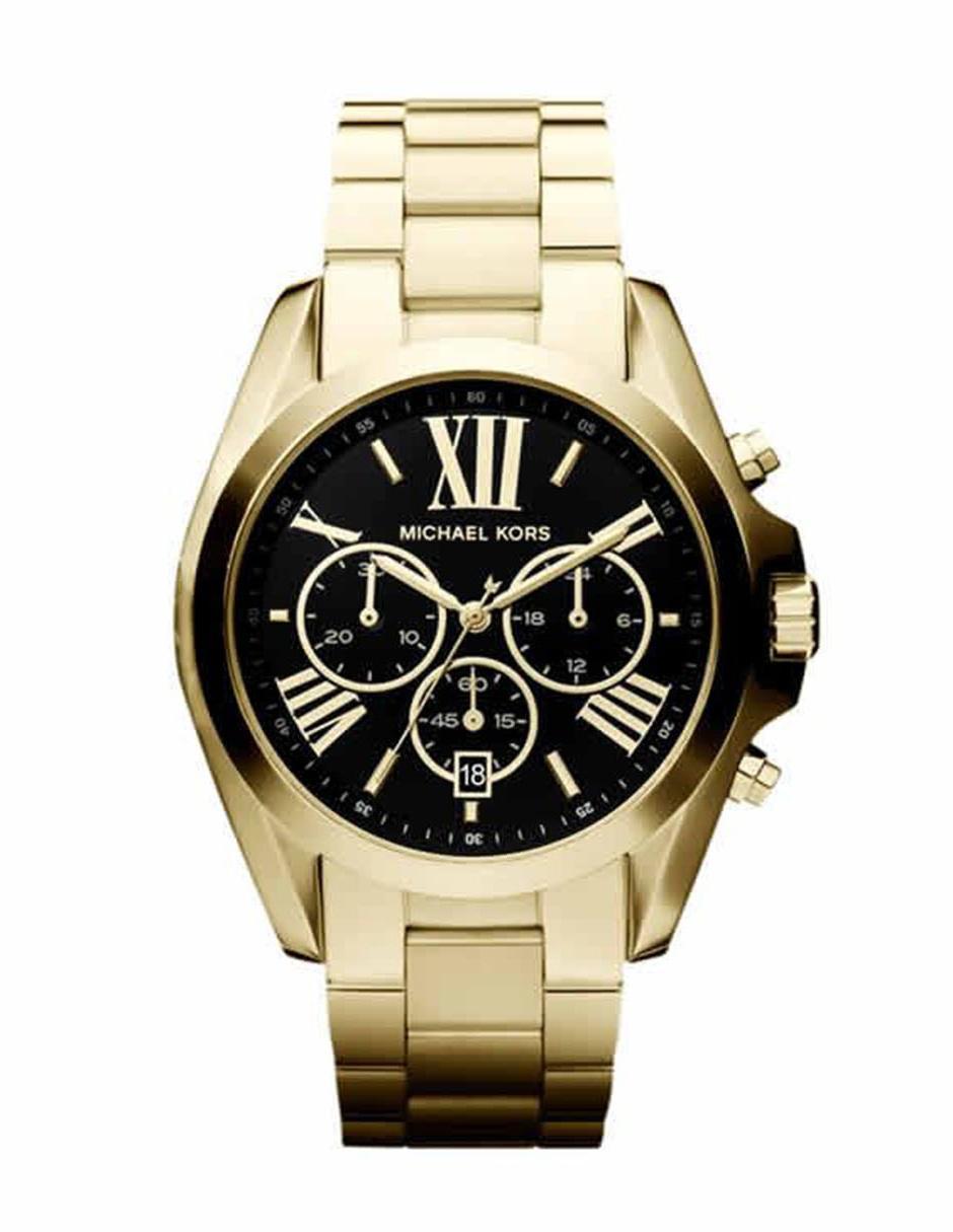 a0d48e846e7c Michael Kors Bradshaw MK5739 Reloj para Dama Color Dorado