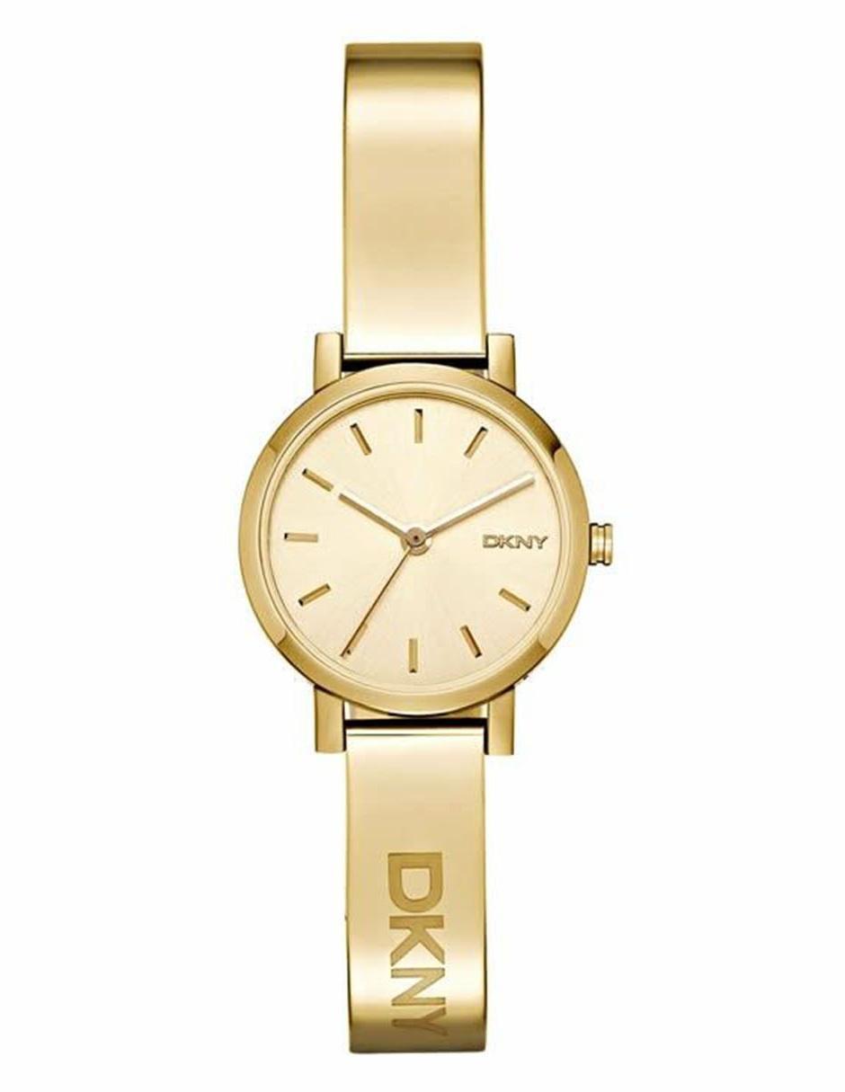 ca60d90216c7 Reloj para dama DKNY Soho NY2307 dorado