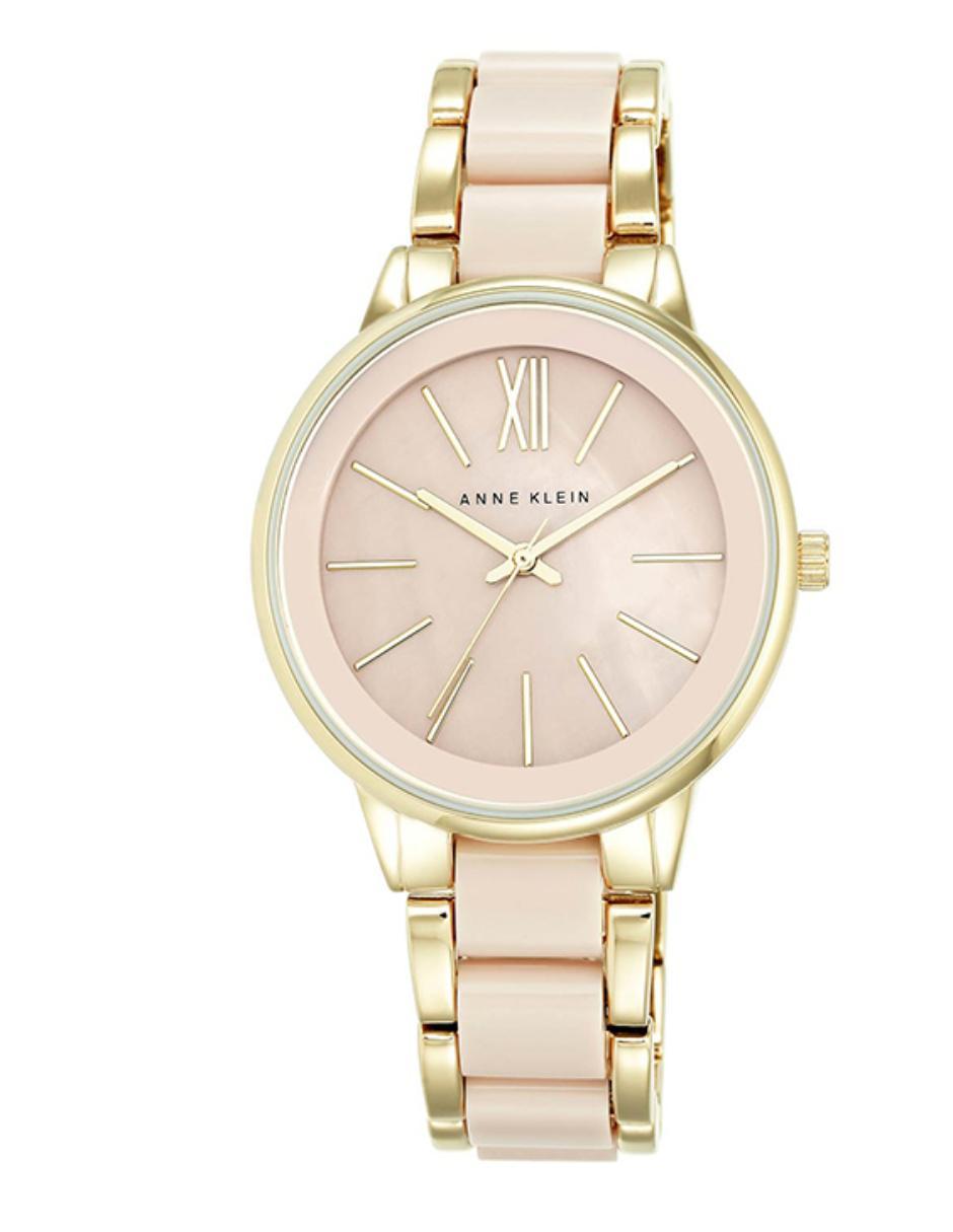 edc25bb29 Reloj para dama Anne Klein Gold Collection AK1412BMGB