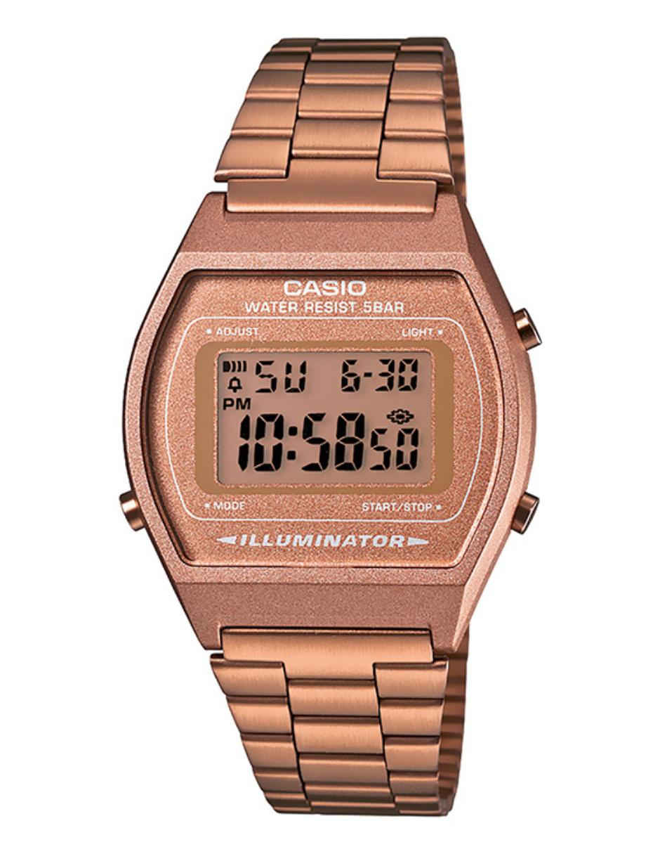 cb4d8e91377d Reloj para dama Casio Vintage B640WC-5AVT Precio Sugerido