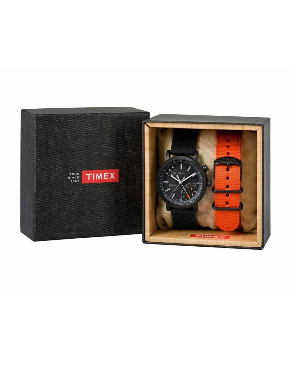 96b9a9b69523 Reloj Smartwatch para caballero Timex Metropolitan TWG012600 negro