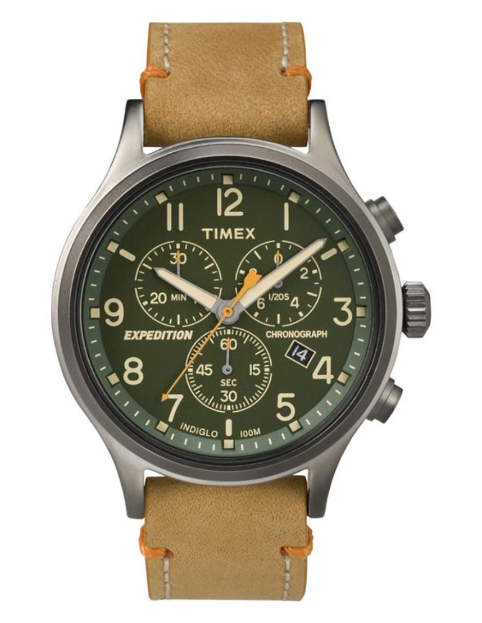 6b21e7e6121b Timex Expedition TW4B04400 Reloj para Caballero Color Beige ...
