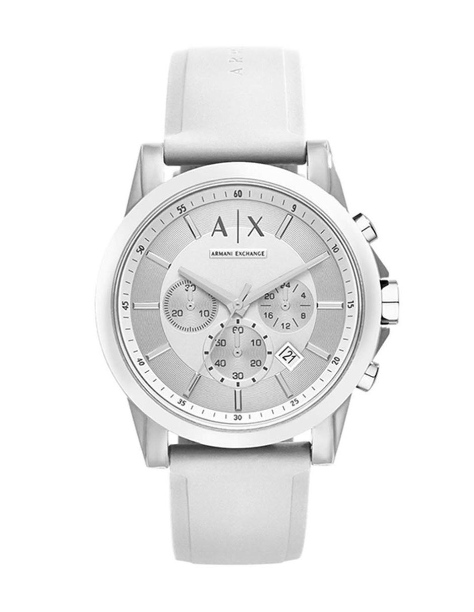 ed9887dd6ec8 Reloj unisex A X Outerbanks AX1325 blanco Precio Sugerido