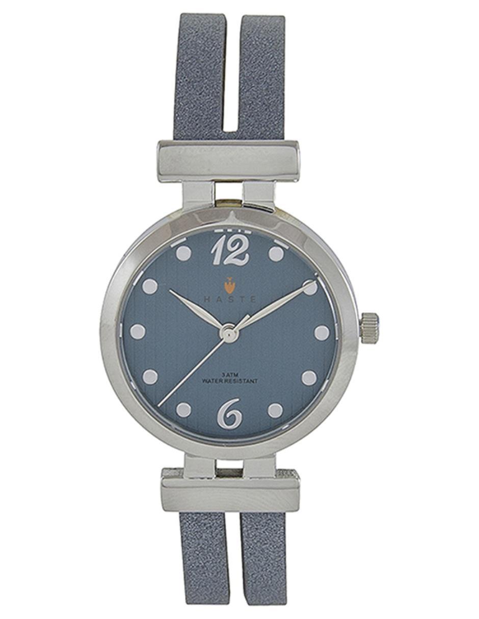 5e767035613e Reloj para dama Haste Dolores 111455044 gris