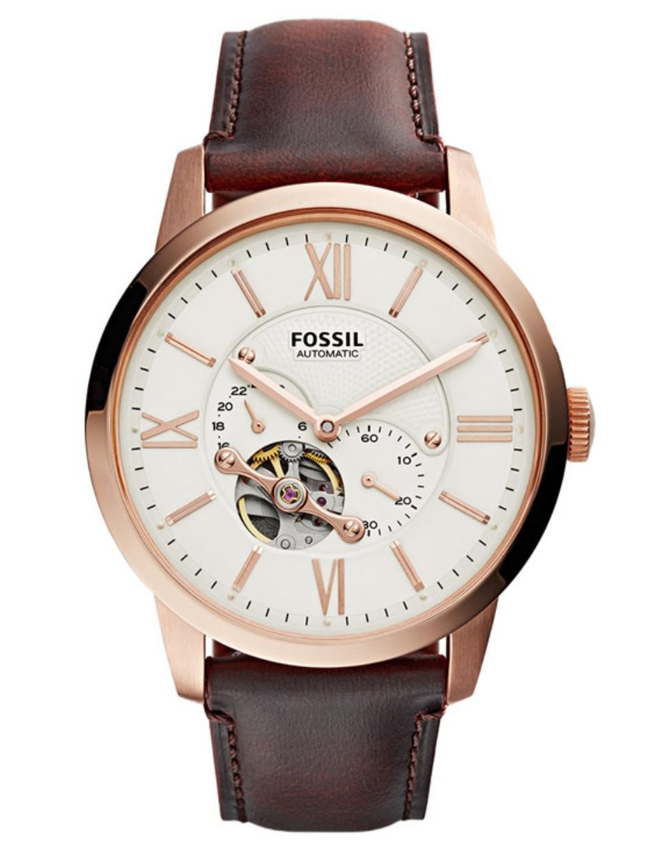4679394739fb Reloj para caballero Fossil Townsman ME3105 cognac