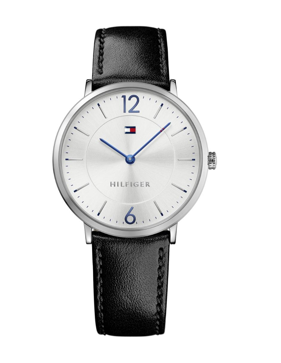 2cceeda23f7e Reloj para caballero Tommy Hilfiger 1710351 negro