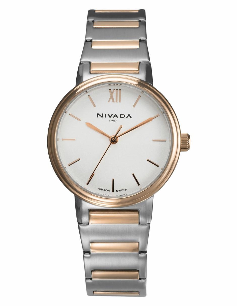 409e25e6d61d Reloj para dama Nivada Executive NP16076LBICBI