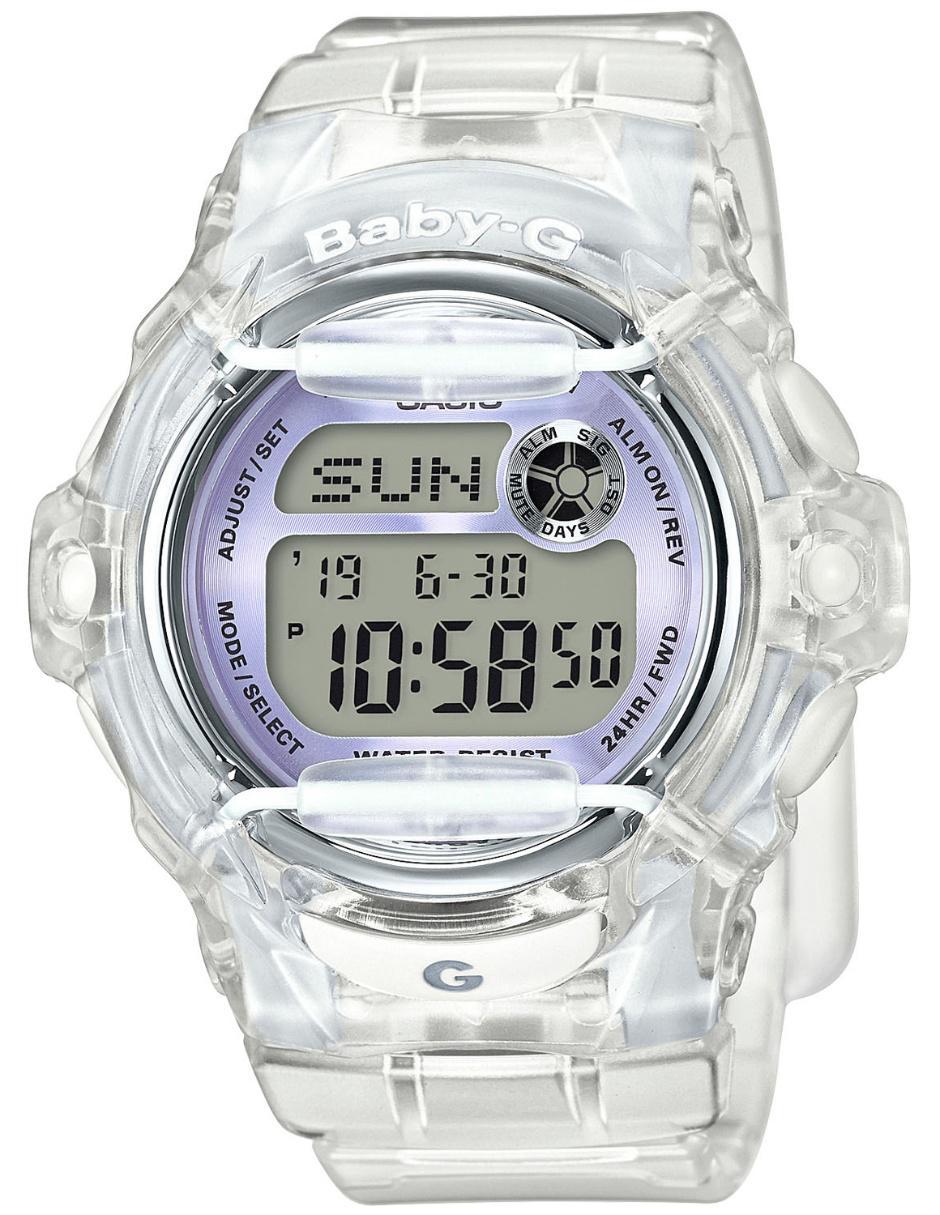 741f1eb58fd7 Reloj para dama Casio Baby-G BG-169R-7ECR