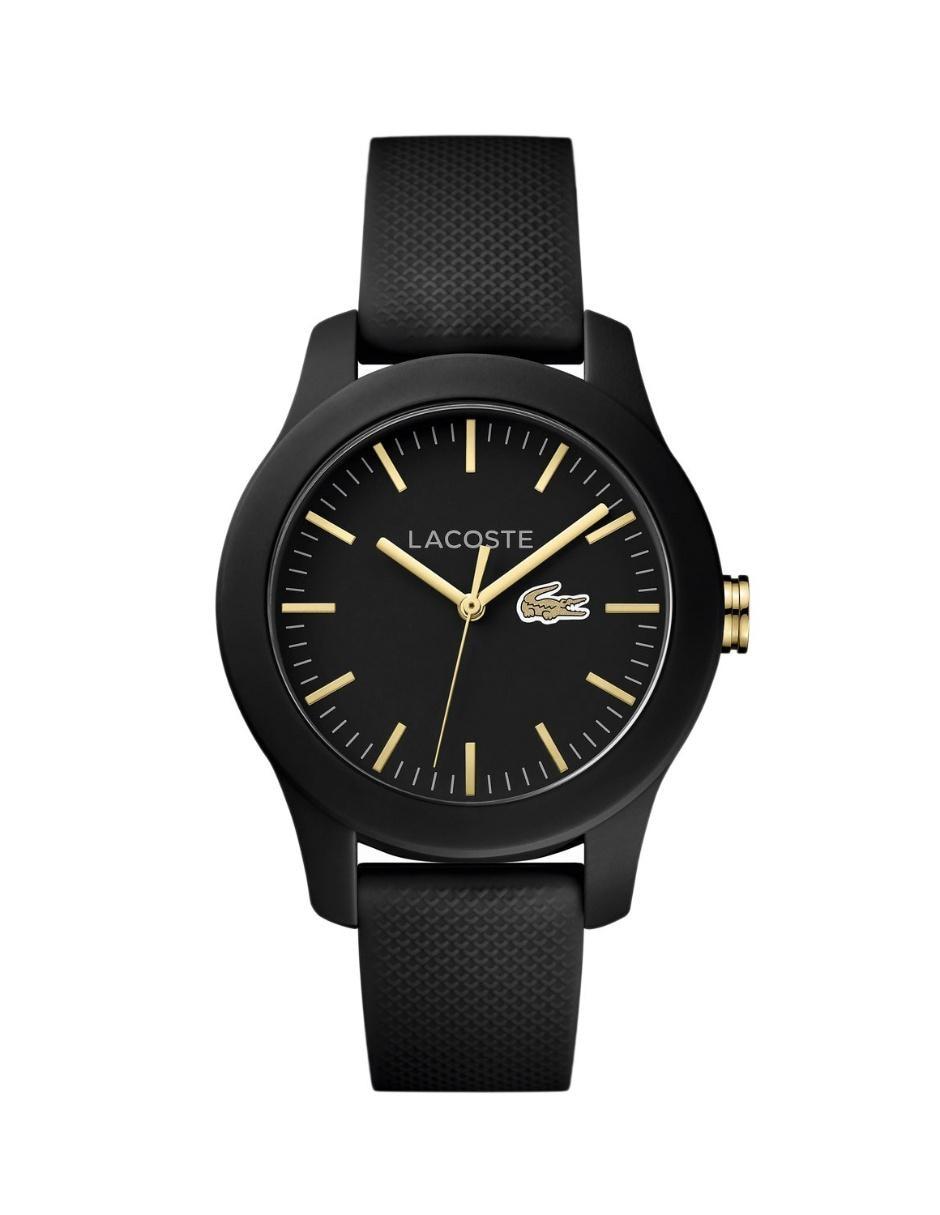 8735c5107d7e Reloj para dama Lacoste L.12.12 LC.200.0959 negro