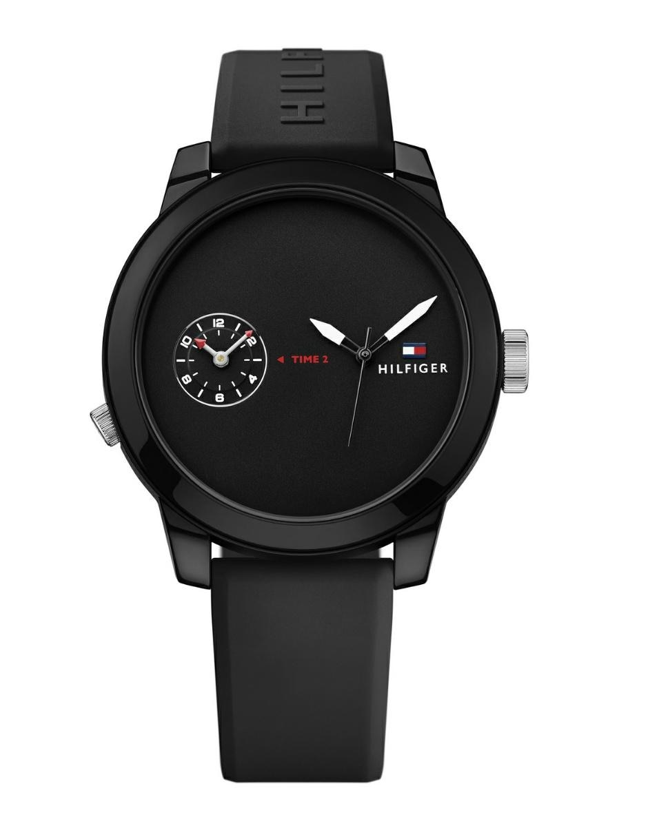 411ebf486d62 Reloj para caballero Tommy Hilfiger TH.179.132.6 negro