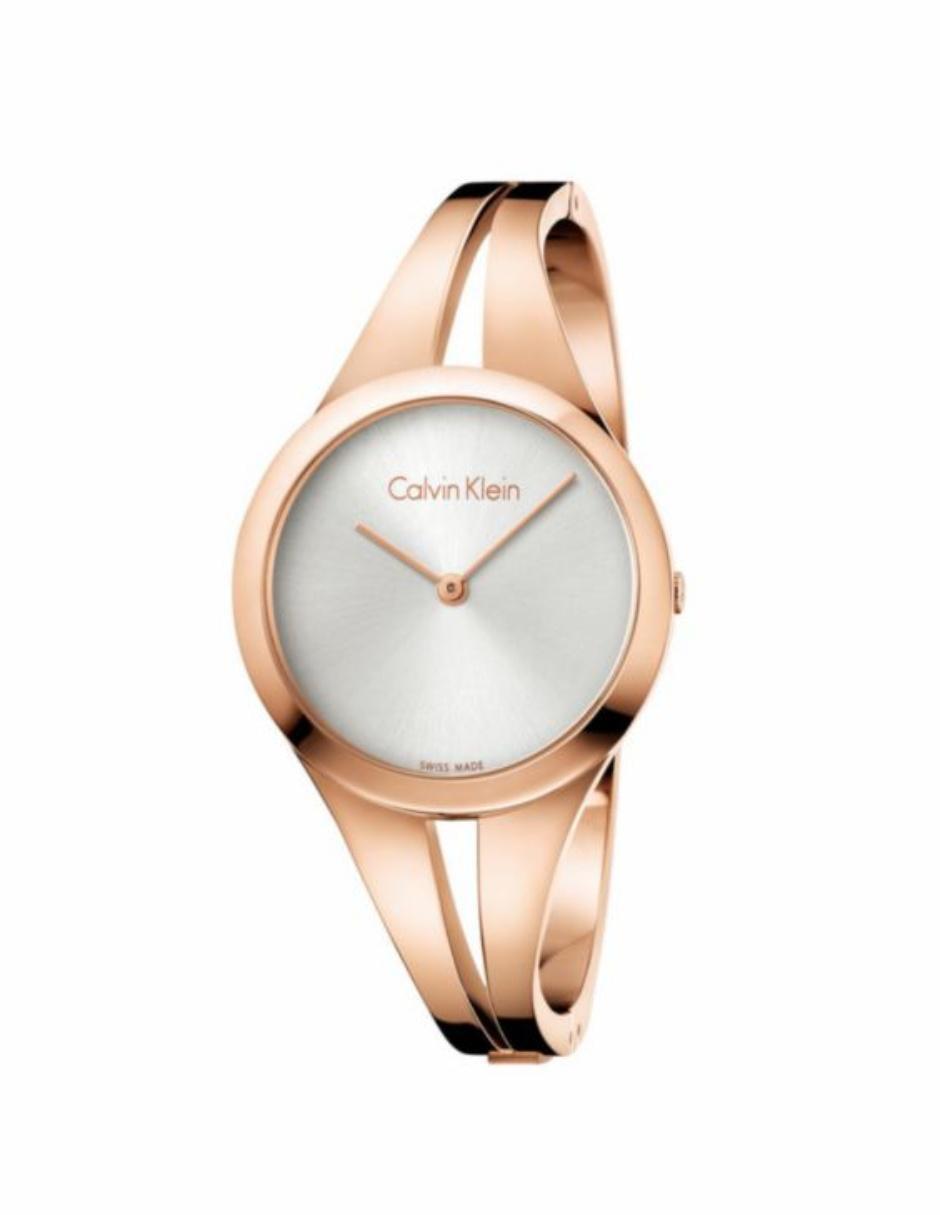 ef39e574ea26 Reloj para dama Calvin Klein Addict K7W2M616 oro rosa