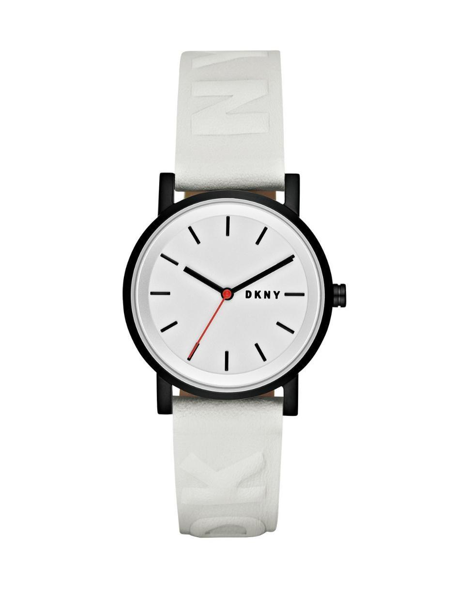 3698ce31ba23 DKNY Soho NY2602 Reloj para Dama Color Blanco