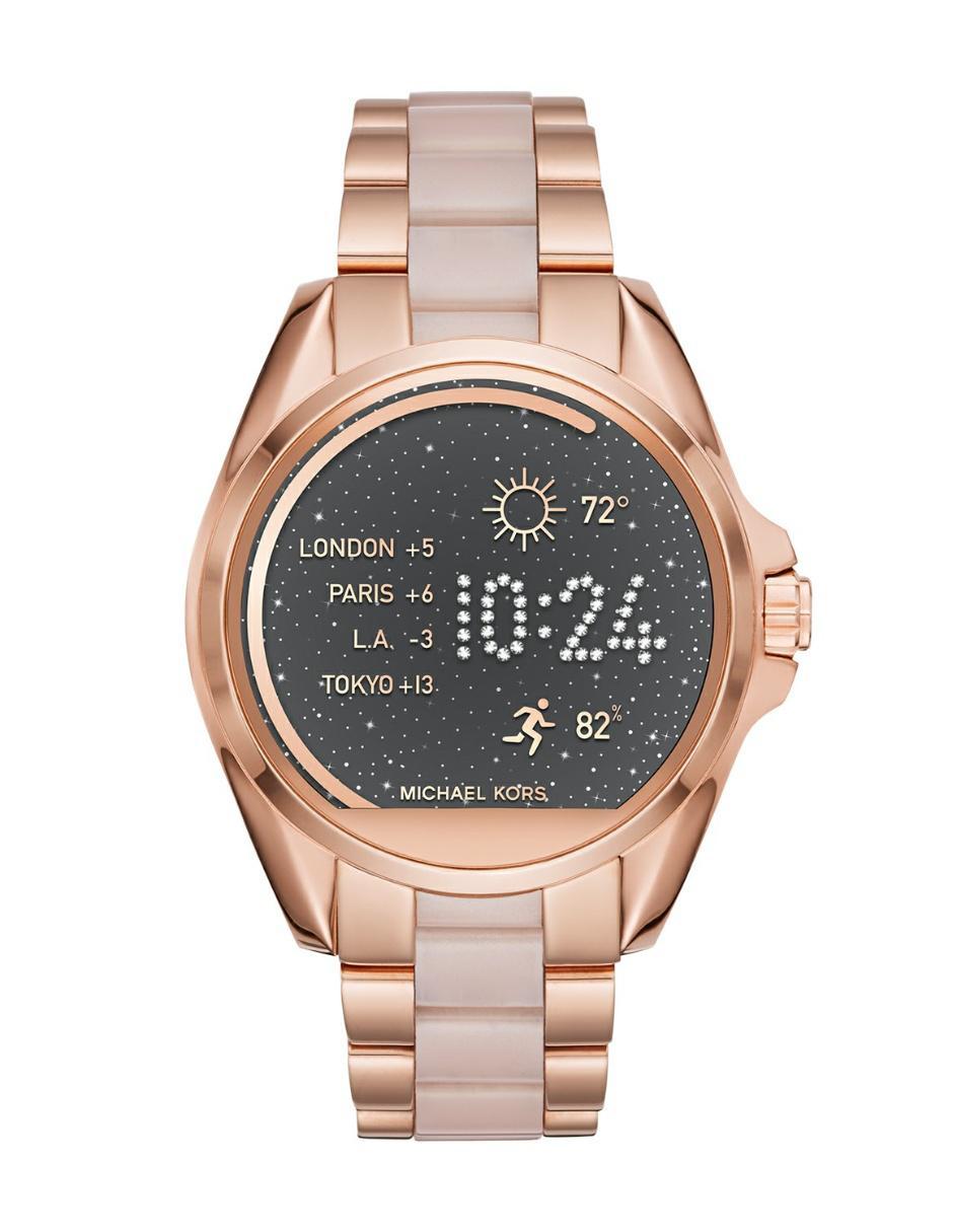 Smartwatch para dama Michael Kors Bradshaw MKT5013 2407fb4f3b
