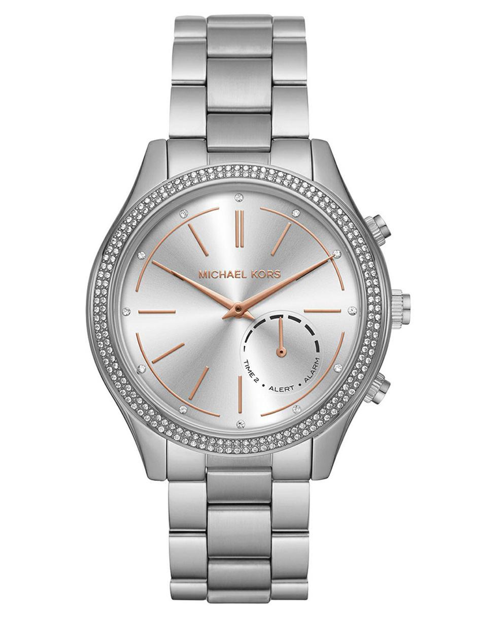 Smartwatch híbrido para dama Michael Kors Slim Runway. Código de Producto  1072599063 b68ac85268