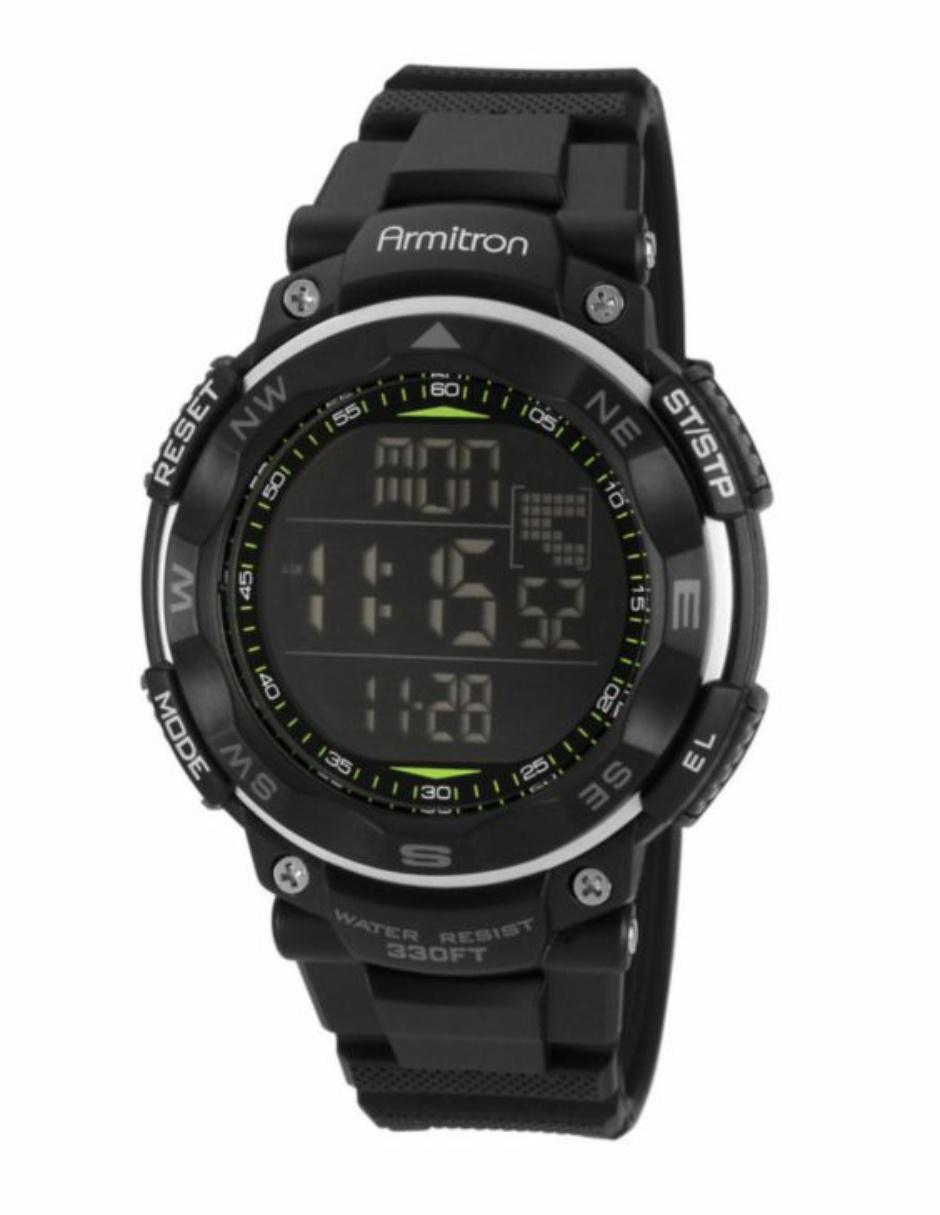 9377b32a6a5e Reloj para caballero Armitron Pro Sport 408254BLK negro