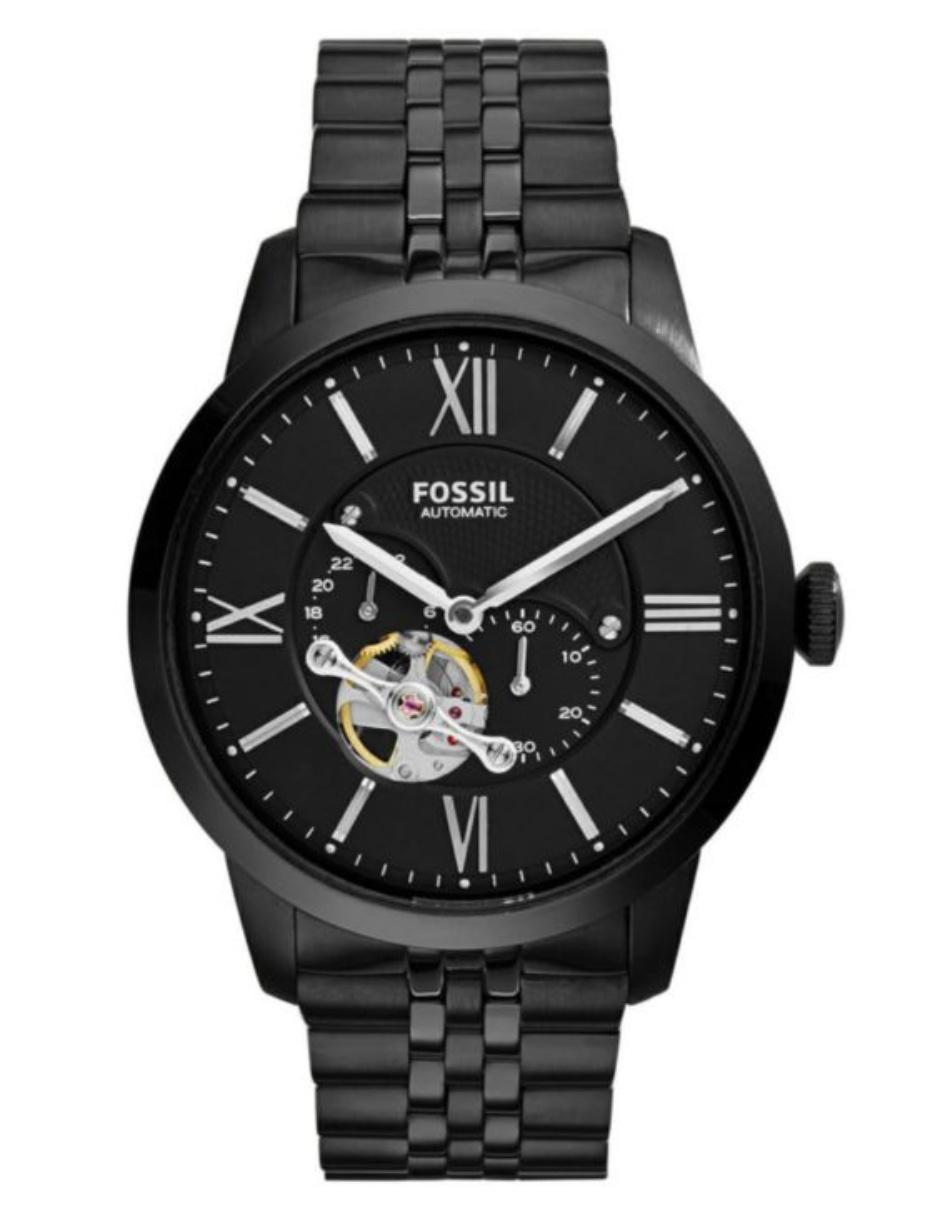 74b0beaa4717 Reloj para caballero Fossil Townsman ME3062 negro