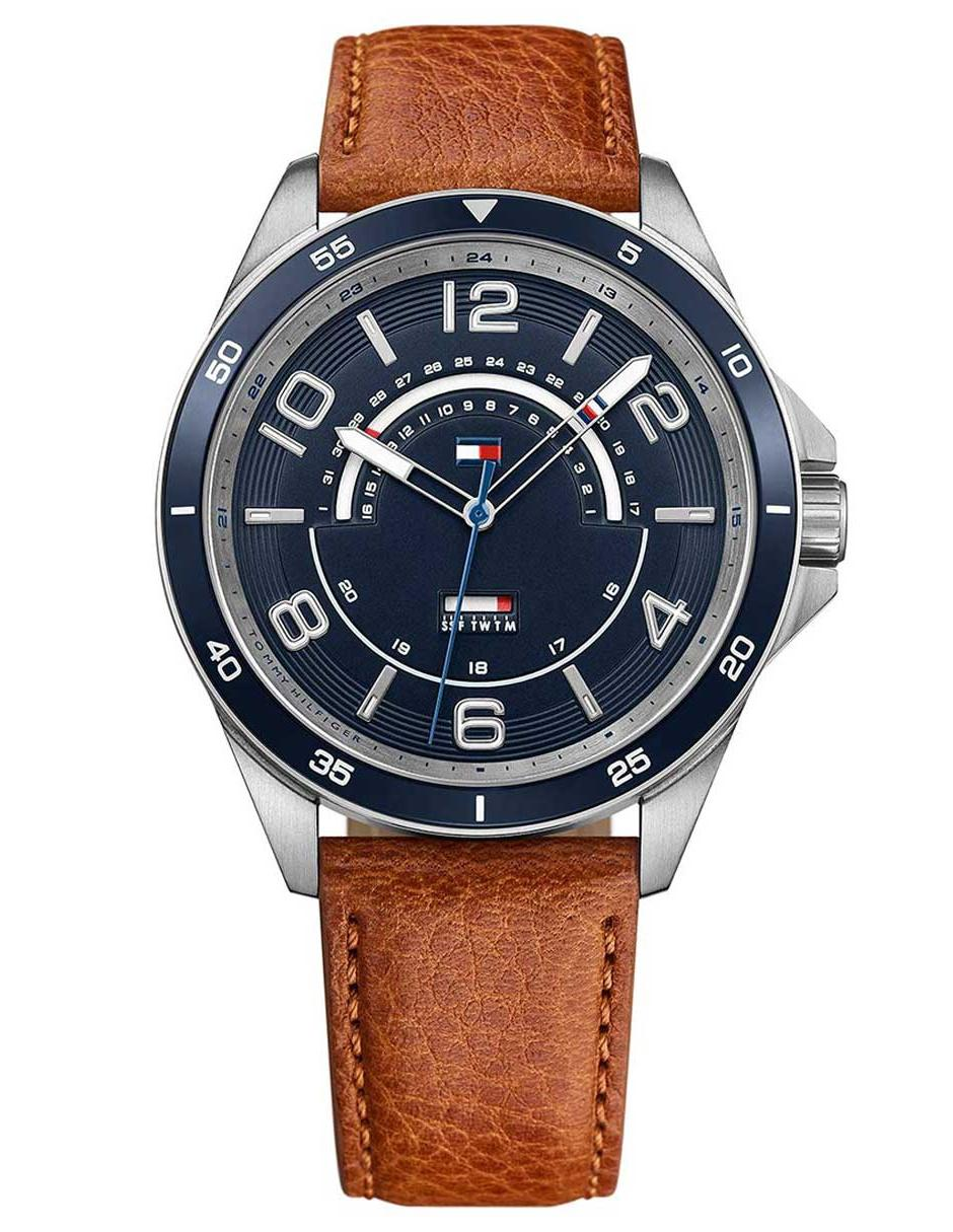 0a141a9356f1 Reloj para caballero Tommy Hilfiger TH.179.139.1 marrón