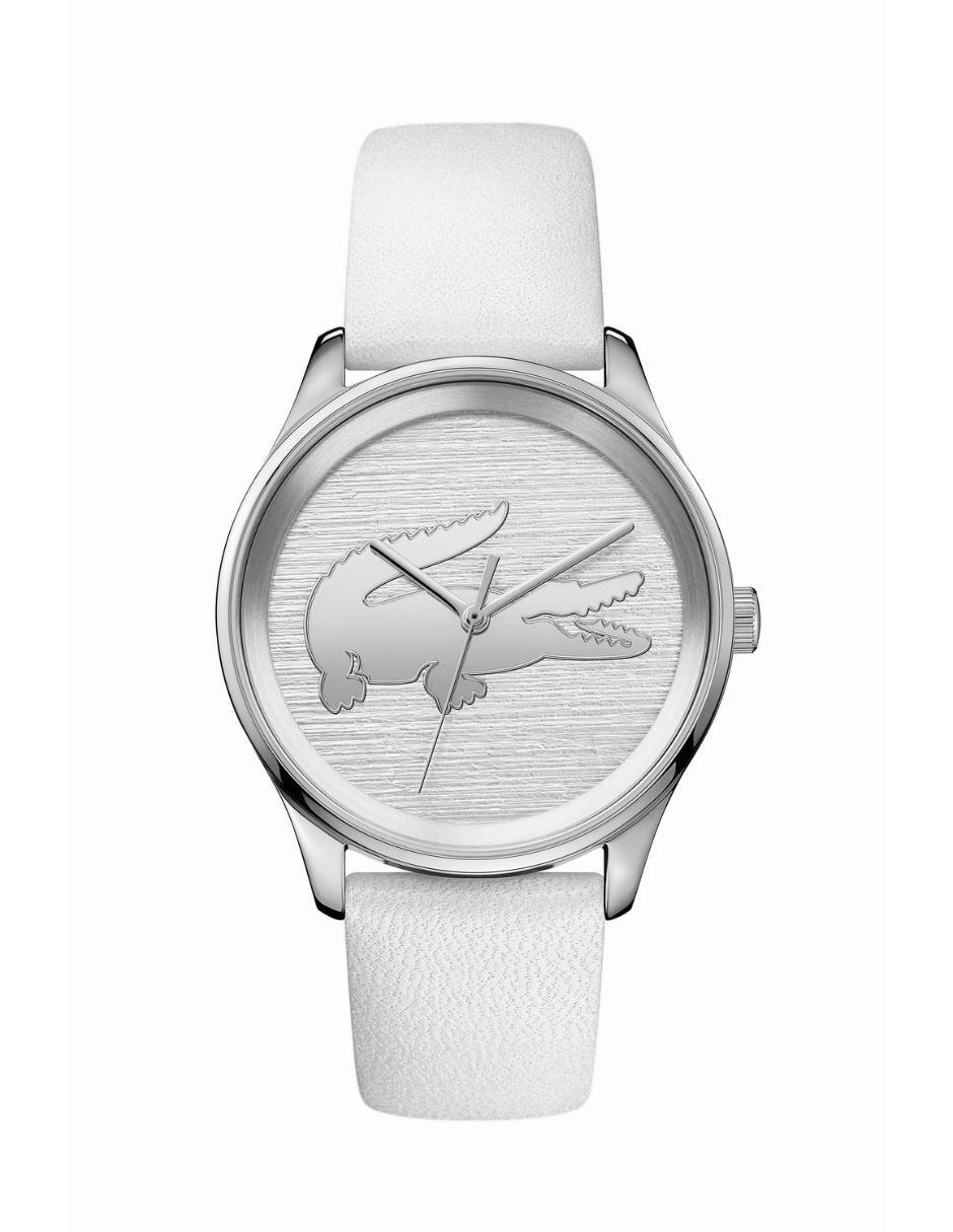 37baabc4a483 Reloj para dama Lacoste Victoria LC.200.1001 blanco