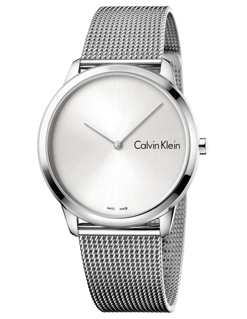 6386bc46875a Reloj unisex Calvin Klein Minimal K3M211Y6