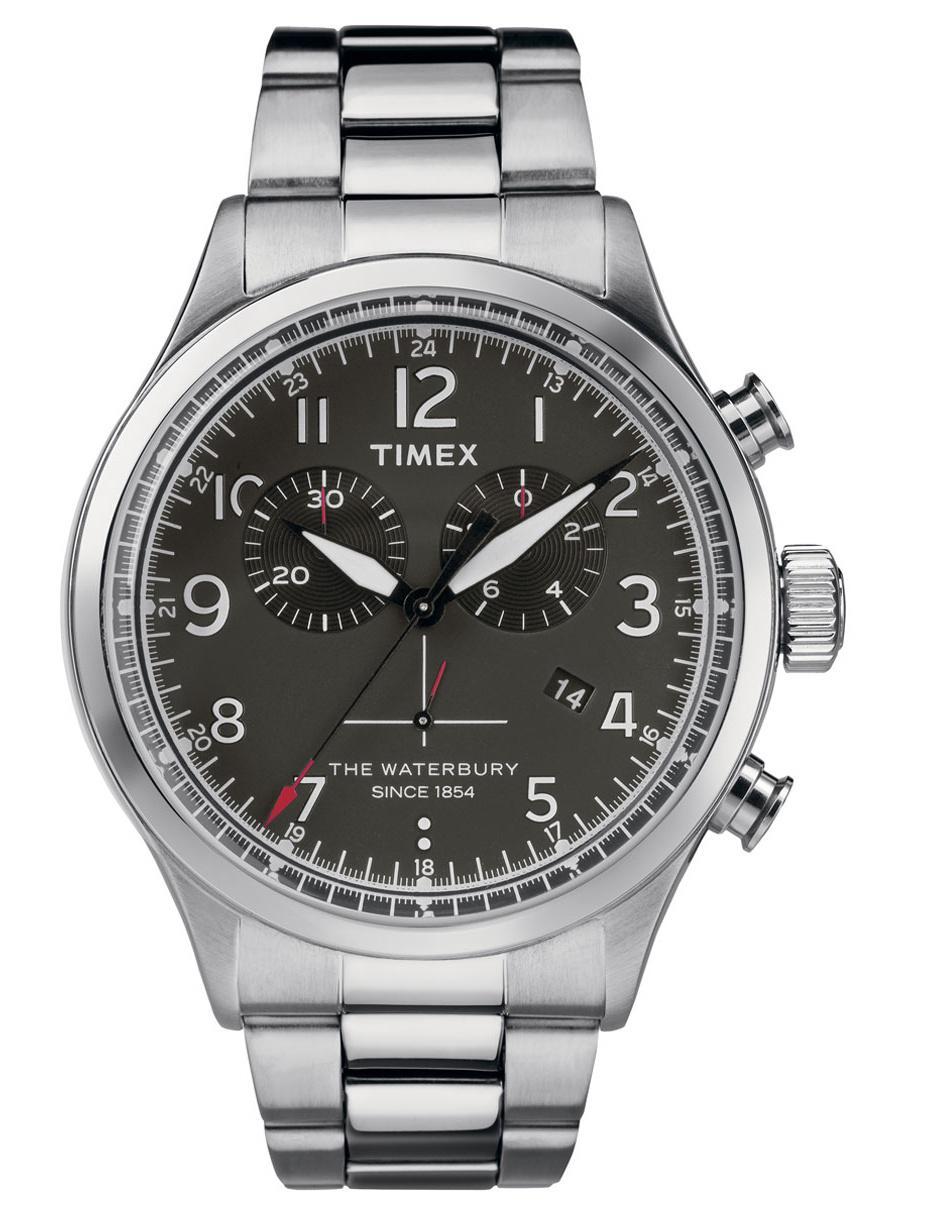 7ce0be857caf Reloj para caballero Timex Waterbury TW2R38400