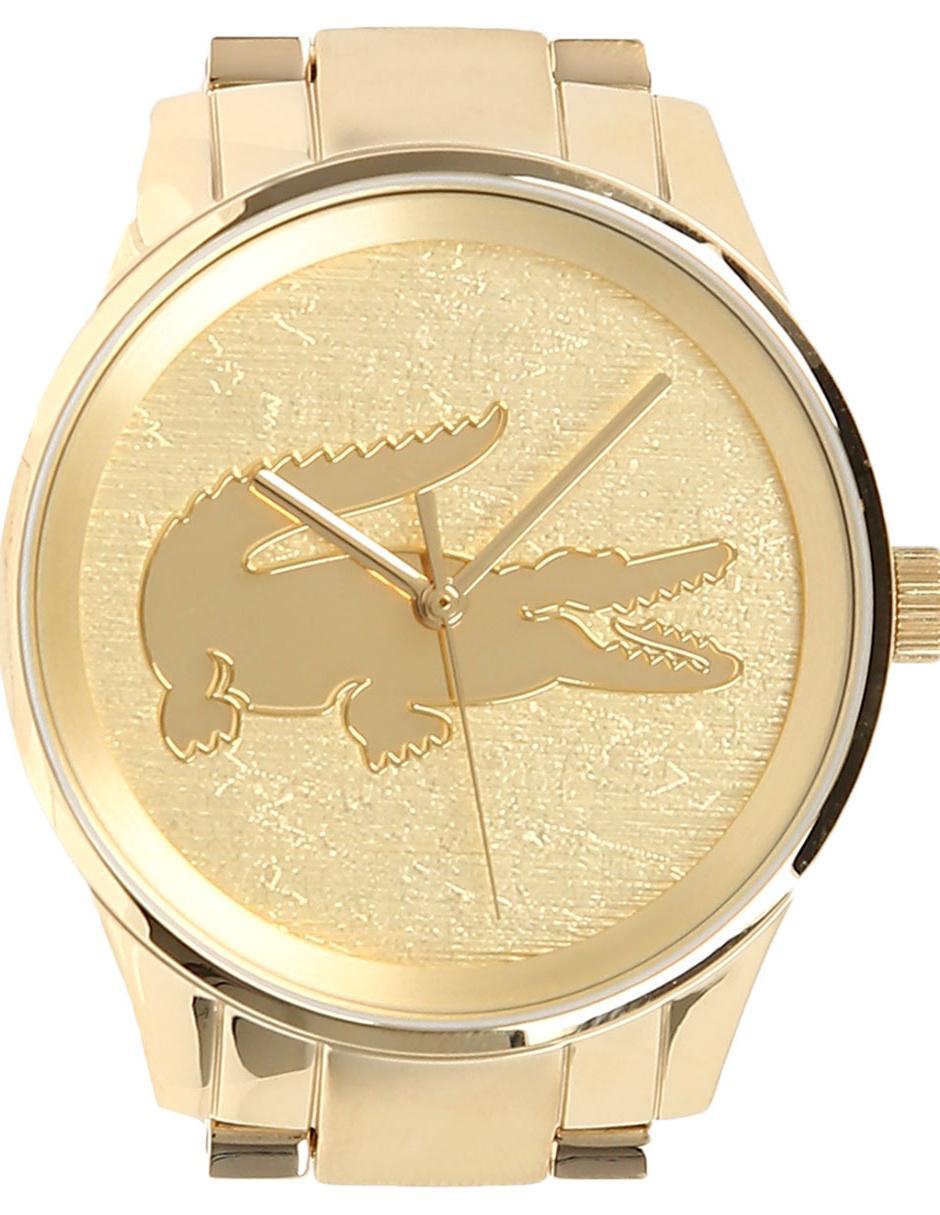8d41a6d62adb Reloj para dama Lacoste Victoria 2001016 dorado