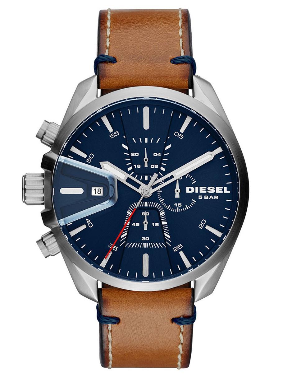 b8cf9ca1f5ea Reloj para caballero Diesel Ms9 Chrono DZ4470 café
