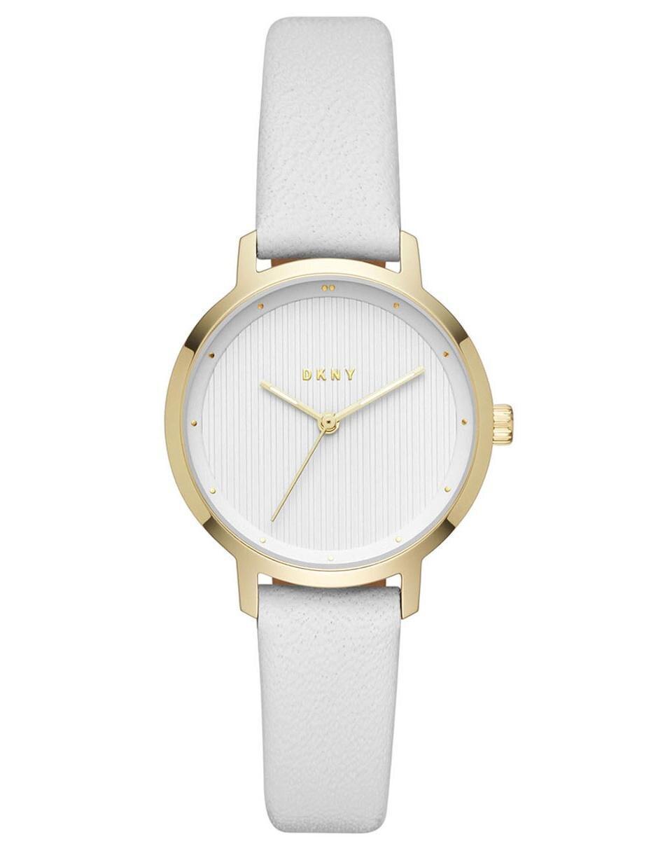 524787ac969f Reloj para dama DKNY The Modernist NY2677 blanco