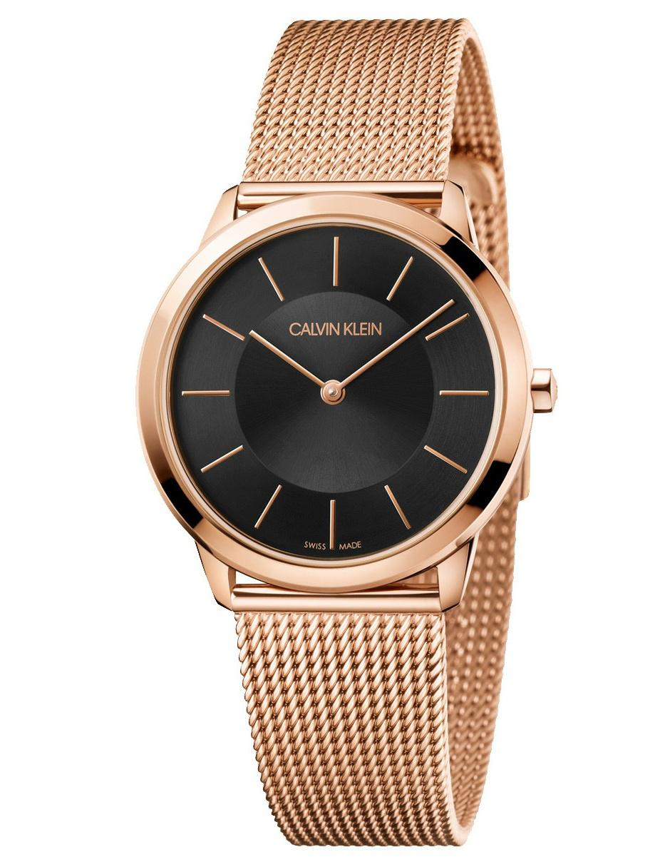 f26557e6dac3 Reloj unisex Calvin Klein Minimal K3M2262Y