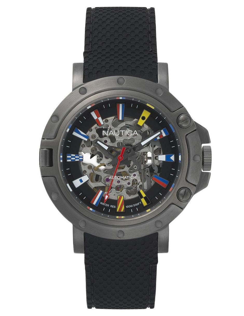 Reloj para caballero Nautica 25Th Anniversary Limited Edition NAPPRH011  negro b8cb834a2693