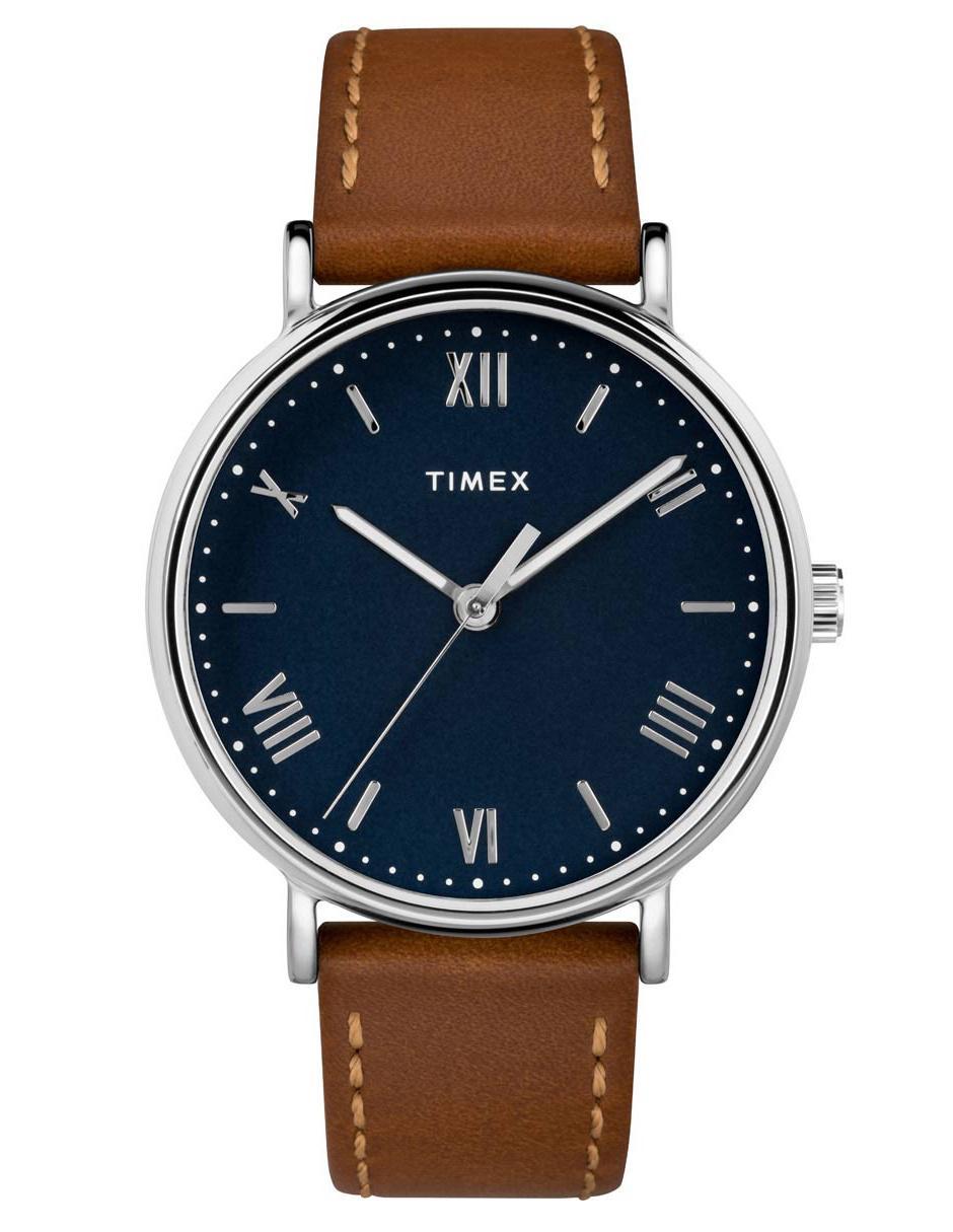 4fe1b2f458e2 Reloj para caballero Timex Fashion TW2R63900 café