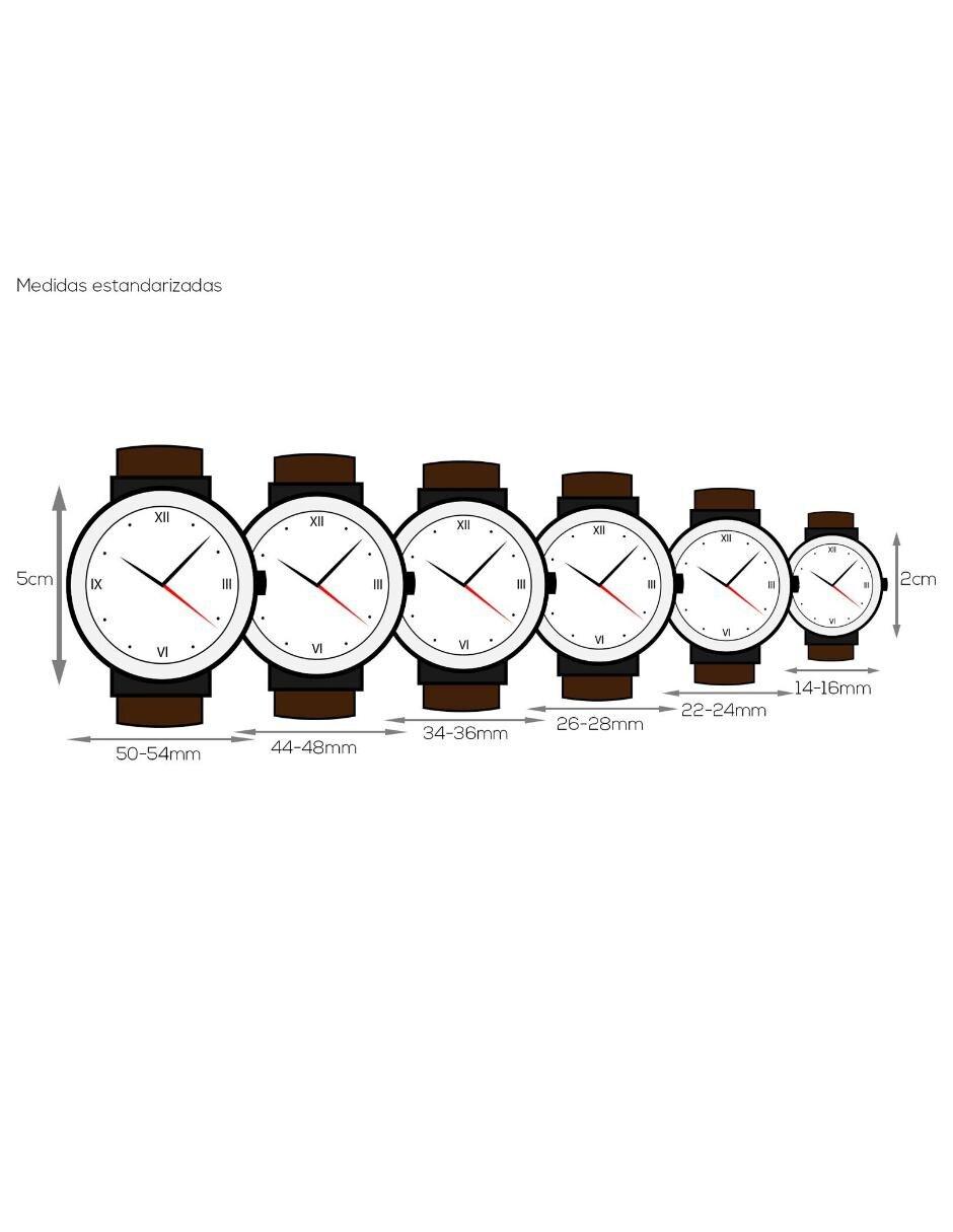 ac80440f17e3 COMPARTE ESTE ARTÍCULO POR EMAIL. Reloj para dama Timex Fashion TW2R72600