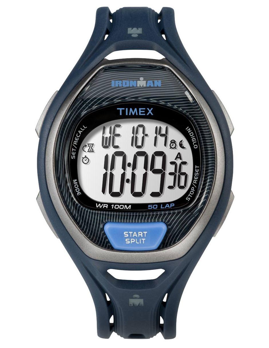 76ae7e589b3e Reloj unisex Timex Ironman TW5M17600 azul plumbago