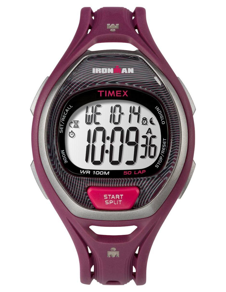c274e2cb96a7 Reloj para dama Timex Ironman TW5M17700 vino